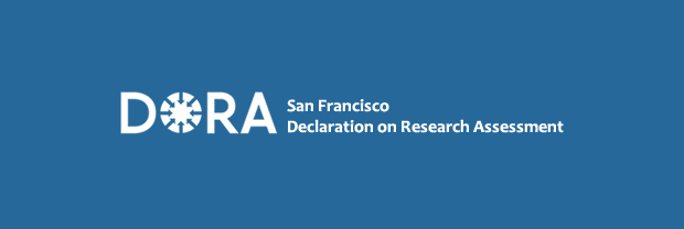 The logotype for the San Francisco Declaration on Research Assessment (DORA)